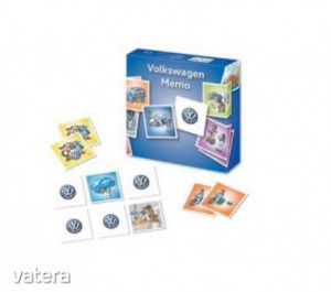 Volkswagen Memóriajáték, volkswagen (2020 modellév) - 9990 Ft Kép