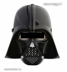 [RAKTÁR] Star Wars - Darth Vader maszk álarc jelmez