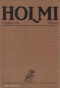 HOLMI 1999. január - Réz Pál