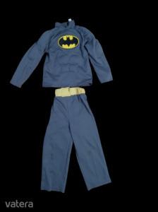 4-6 évesre szürke jelmez  - Batman