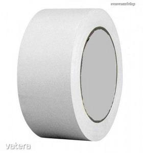 Ragasztószalag kétoldalú, fehér 50mm×5m VOREL Kód:275247