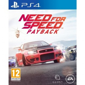 Ps4 need for speed payback - Konzol, játékszoftver
