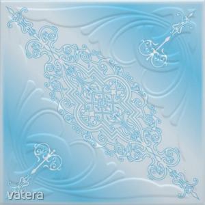 Álmennyezeti lap, C3005, kék, 50 x 50 x 0,3 cm