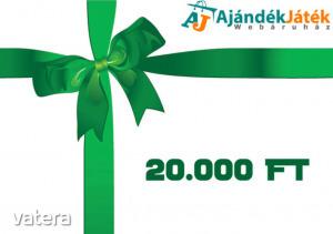 Ajándékutalvány - 20.000 Ft