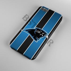 Carolina Panthers mintás Samsung Galaxy A50 tok hátlap tartó