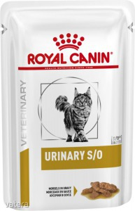 Royal Canin Urinary S/O Gravy - szószos 85 g