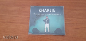 CHARLIE - SADNESS WILL BE OVER TOMORROW MAXI CD PROMO