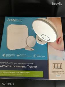 Angel Care vezeték nélküli légzésfigyelő