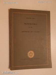 Huszár Géza: Matematika II-III. - Aritmetika és analízis (*611)