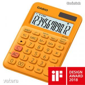 MS 20 UC RG Casio asztali számológép
