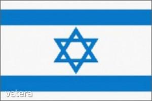 Nemzeti lobogó ország zászló nagy méretű 90x150cm - Izrael, izraeli, zsidó
