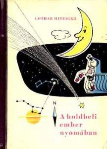 A holdbeli ember nyomában (búvár könyvek)
