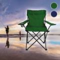Összecsukható kempingszék / horgász szék pohártartóval