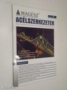 MAGÉSZ - Acélszerkezetek 2009 / VI. évfolyam 3. szám (*811)