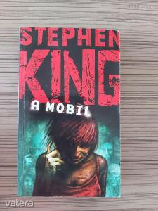 Stephen King A mobil !!!NÉZZ KÖRÜL!Rengeteg termékem van!
