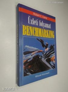 Robert C. Camp: Üzleti folyamat - Benchmarking (*89)