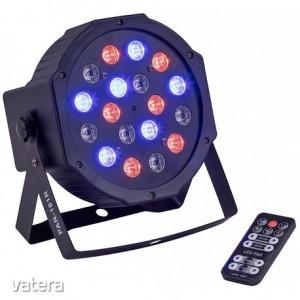 Soundsation PAR-181R LED PAR lámpa távirányítóval