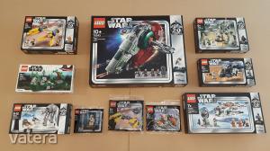 Lego Star Wars 20. évfordulós - 75243 -75258 -75259 -75261 -75262 -40333 -40362 -30384 -30461 -30624