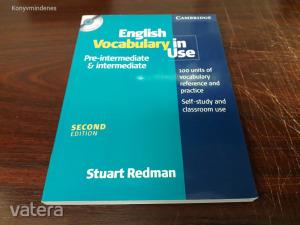 Stuart Redman - English Vocabulary in Use (Pre-intermediate & Intermediate , second edition)