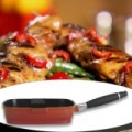 BergHOFF Virgo grill serpenyő piros színben