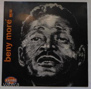 Beny Moré - El Barbaro del Ritmo LP (VG+/VG) CUBA