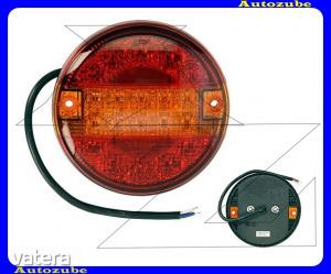 Teherautók  Univerzális  Utánfutó  hátsó  lámpa    LED-es    (10-30V,140x25MM)  {HELLA}    /RENDE...