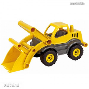 Sárga homokrakodó- 37cm