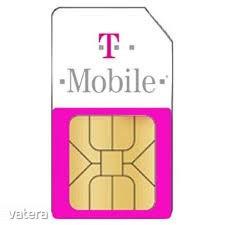 T-mobile Domino FIX aktiválatlan sim kártya 40 perc lebeszélhetőséggel és 500MB adatforgalommal