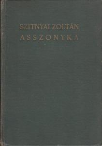 Szitnyai Zoltán: Asszonyka
