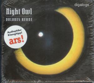 Dolores Keane Night Owl CD Új!