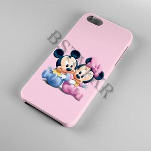 Mickey Minnie mintás Samsung Galaxy A50 tok hátlap tartó