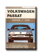 Volkswagen Javítási kézikönyv, vw passat 1988-1992