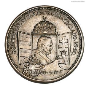 Bozó: II. János Pál pápa látogatása 1991. aug.16-20 NAGY MINTA 2