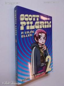 O'Malley, Bryan Lee:Scott Pilgrim a világ ellen / képregény (*71)
