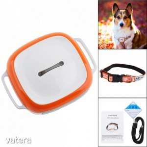 Kutya, macska GPS nyomkövető GT011
