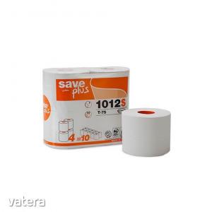 Celtex Save Plus toalettpapír recy, 2 réteg, 500lap, 55m, 4 tekercses, 15 csomag/zsák