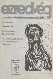 Ezredvég 1992. február