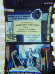 Légy Jó Mindhalálig  retró diafilm 1959. (ritka, hibátlan állapotban)
