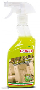 Bőr kárpittisztító oldat 500 ml 3in1