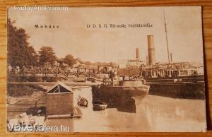 Mohács - D.D.S.G. Társaság hajókiköt?je (*KYT)