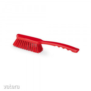 Aricasa Kézi kefe közepes nyéllel piros 0,3mm