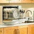 Orion asztali mosogatógép, 6 terítékes, 6 program, A+ energiaosztály