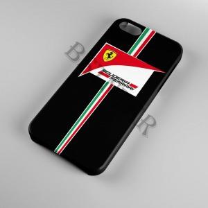 Ferrari mintás Samsung Galaxy A40 tok hátlap tartó