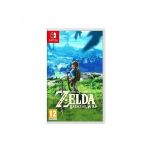 Switch the legend of zelda: breath of the wild - Konzol, játékszoftver