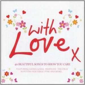 VÁLOGATÁS - With Love X / 2cd / CD