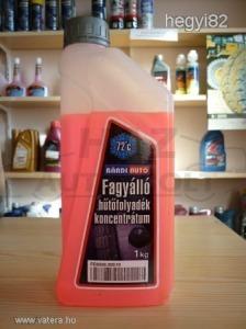 Alubarát tömény fagyálló hűtőfolyadék 1kg