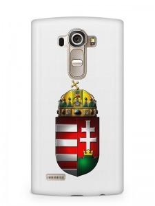 Magyar címer mintás LG G4 tok hátlap