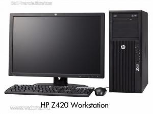 HP Z420, s2011 (i7-4770) E5-2630v2,  8 Gb ddr3,   600W táp   HA I7-7700-RA VÁGYSZ, ITT NÉZZ KÖRBE!