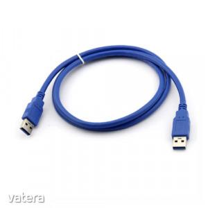 3.0 USB kábel -1.5M - KÉSZLETRŐL!
