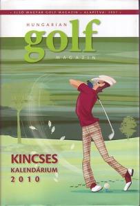 Hungarian Golf Magazin - Kincses Kalendárium 2010
